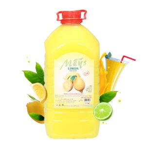 Limon Aromalı Konsantre Meyve Suyu